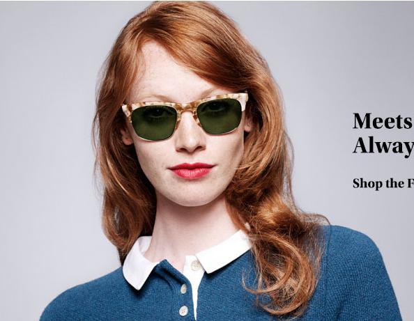 眼镜暴利和互联网颠覆者Warby Parker