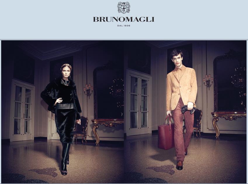 韩国衣恋和台湾资本携手收购意大利品牌 Bruno Magli