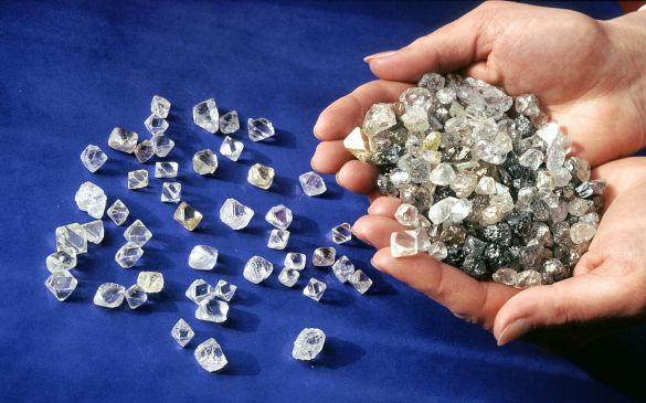 世界头号钻石开采公司Alrosa 探秘