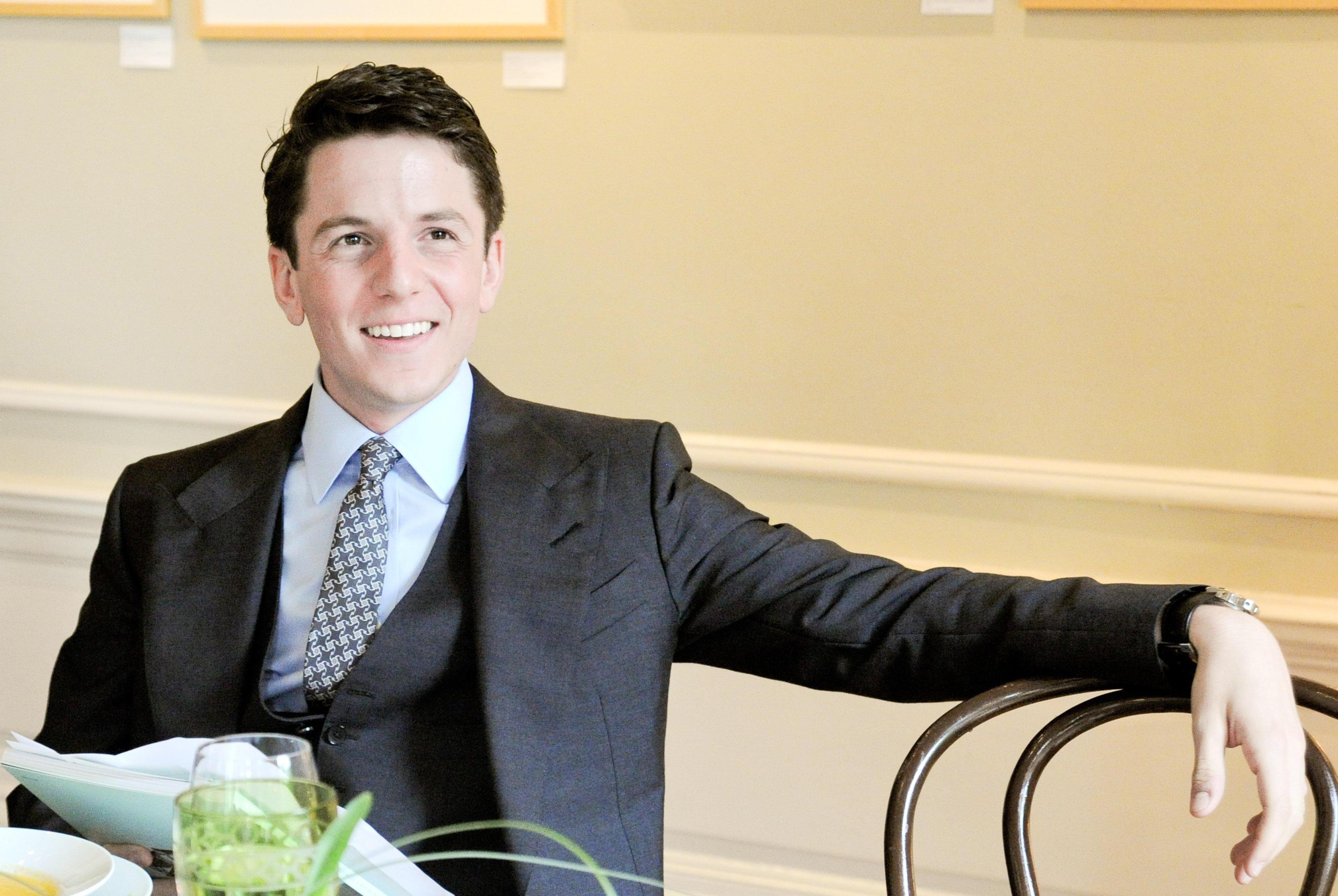 少年成名的奢侈品鉴定专家 Matthew Rubinger