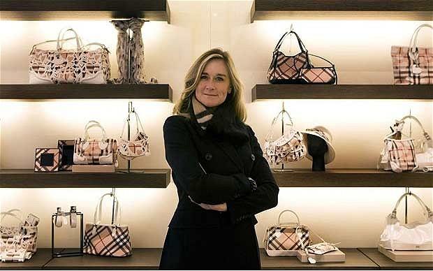 Burberry 的CEO警告:中国奢侈品市场可能长期不振