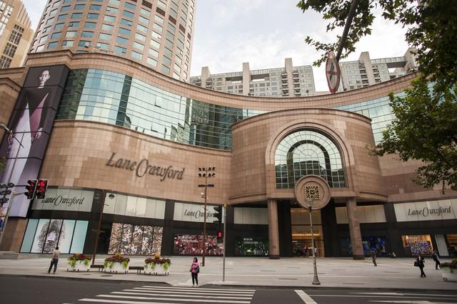 连卡佛全球最大旗舰店在上海开业