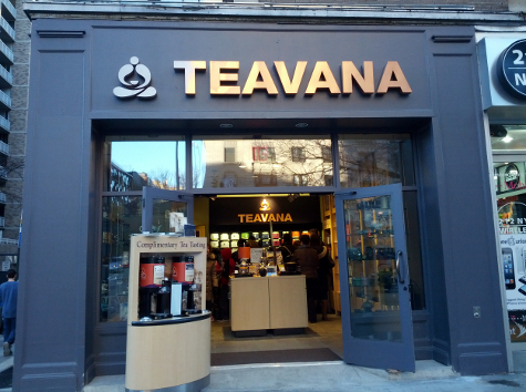 Teavana-茶界星巴克
