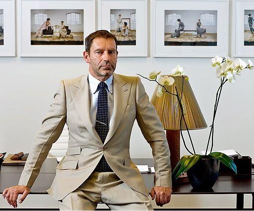 Kering 投资 Bottega Veneta 创意总监的个人品牌