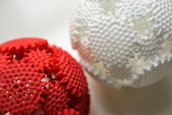 探索 3D  打印最极致的艺术表现形式
