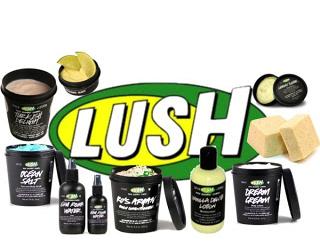 叫板电商老大Amazon , 英国天然美容品牌 Lush 要讨个公道