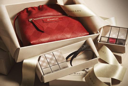 美容零售新模式-Burberry 美容盒子