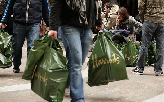 今年上半年中国访英游客消费暴增