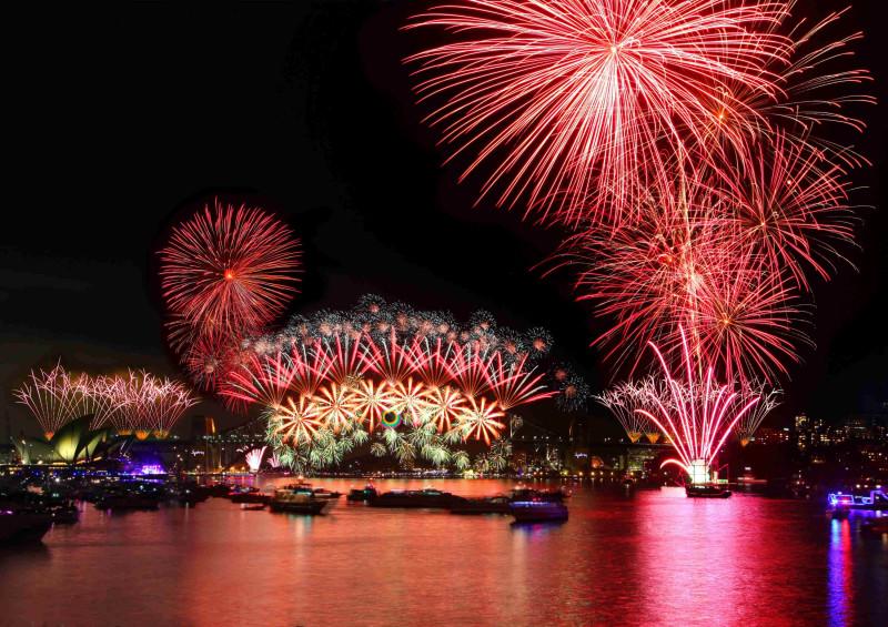 全球十大新年焰火观景地指南