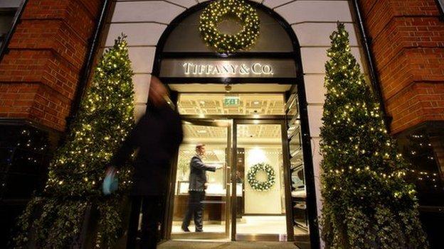 把麻烦通通丢给 2013年,Tiffany 圣诞节前了结内外2桩官司