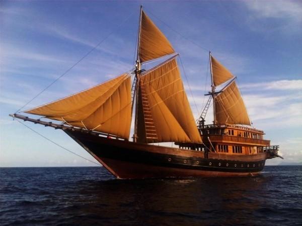 像加勒比海盗那样扬帆远航的5大方案
