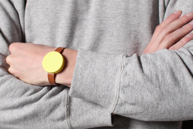 一款奇特的的手表,让你切肤感受时间的流逝