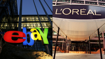 欧莱雅集团与eBay 和解