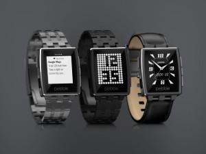 智能手表先锋  Pebble 要做新一代的劳力士