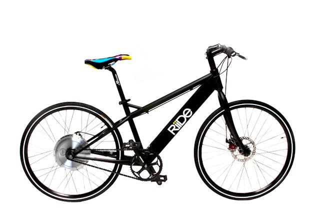 受中国启发, Riide 要做高洋上的电动自行车