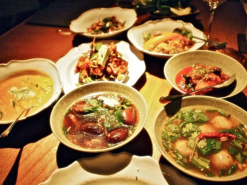 Hong Fah Thai Restaurant Menu