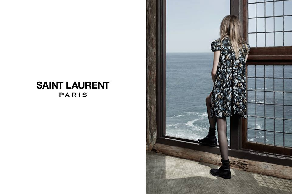 Kering 公布2013年全年业绩-Saint Laurent Paris 爆发增长