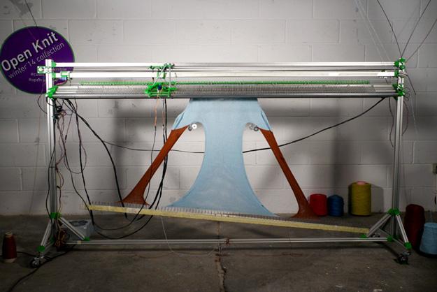 3D打印向颠覆时装产业又迈进了一大步