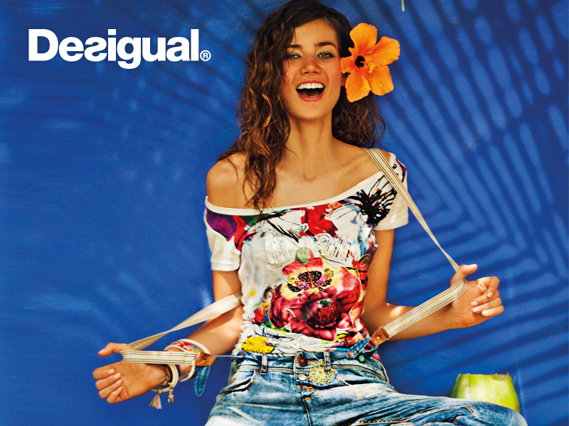Desigual New and Good Collection