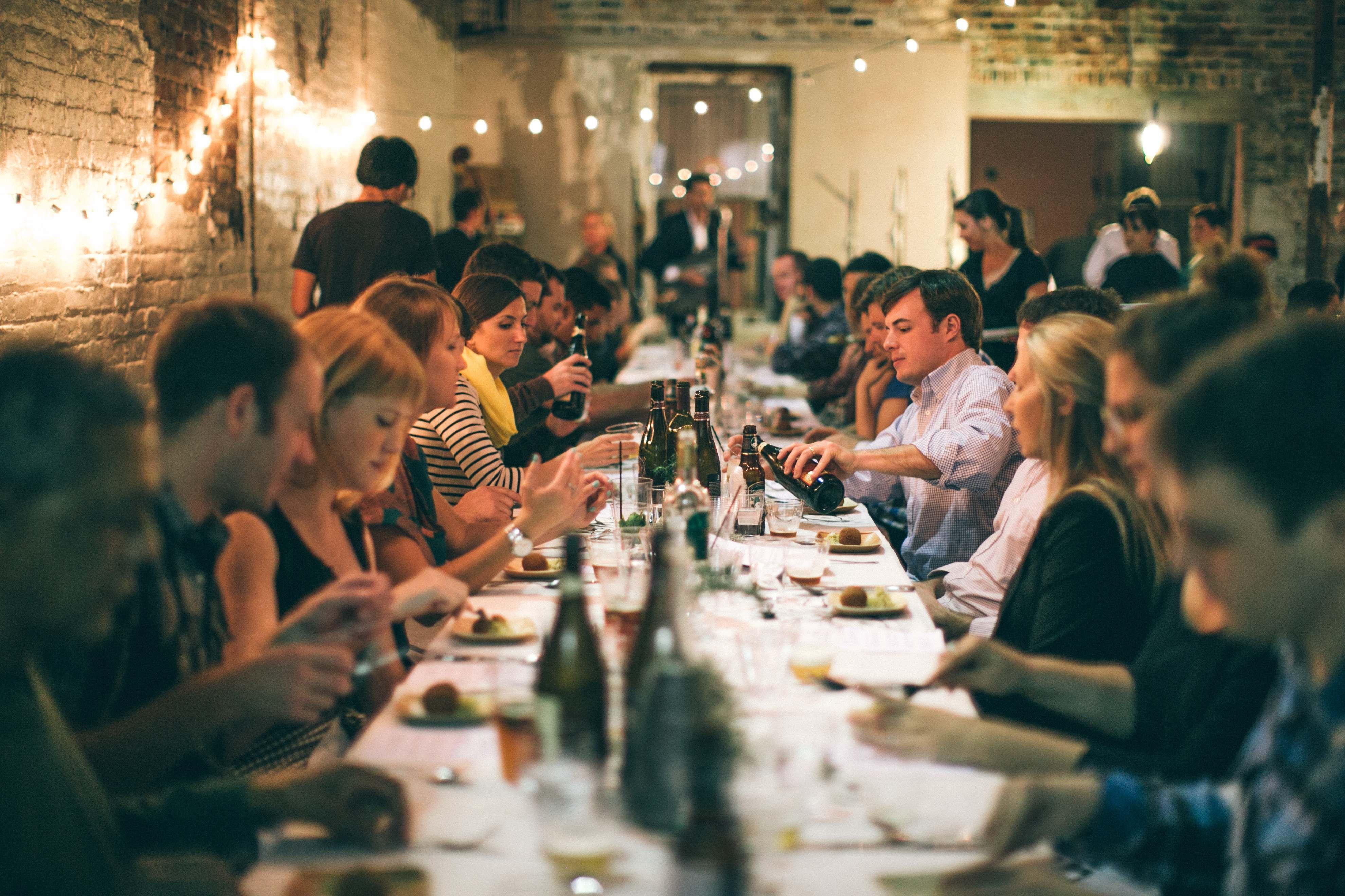 游击美食会 Dinner Lab 用大数据提高新餐馆成功机率
