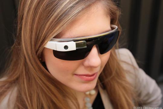 Google 眼镜与 Luxottica 全面合作