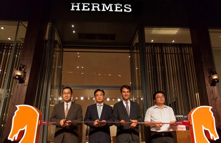 爱马仕 2013年营业利润率创新高,新店将集中开在亚洲