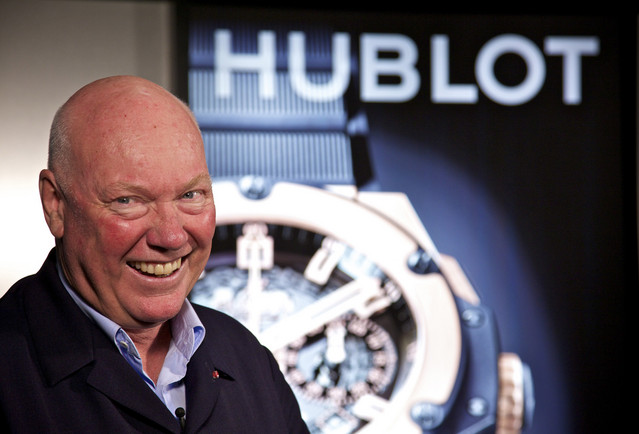 Jean-Claude-Biver-Chairman-CEO-Hublot-S.A.-photo-Bloomberg