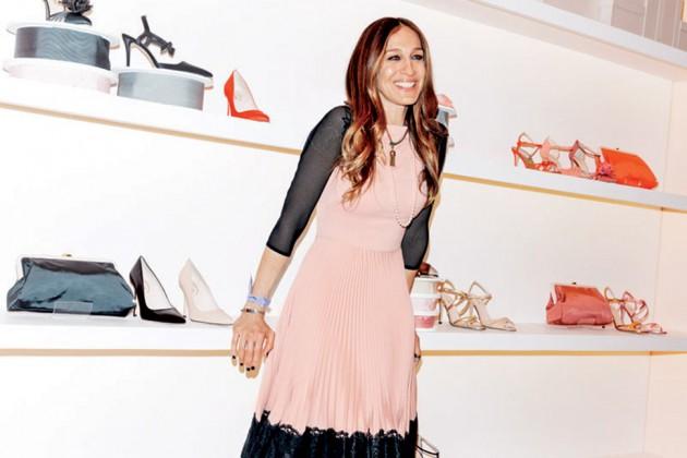 时尚女王 Sarah Jessica Parker 的第七次商业探险