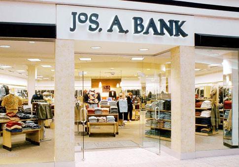 美国男装零售品牌 Men's Wearhouse 收购 Jos A Bank