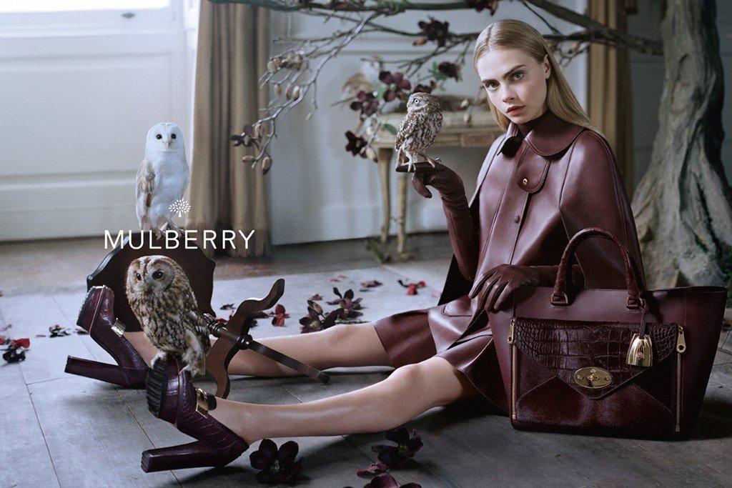 英国 Mulberry 的 CEO 引咎辞职
