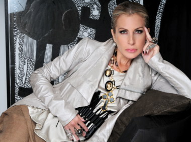 时尚互联网投资大鳄-委内瑞拉美女富豪 Carmen Busquets
