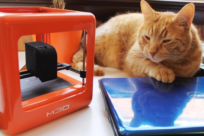比手机还便宜的 3D打印机横空出世