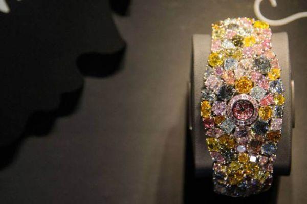 Graff 刷新世界最贵手表纪录