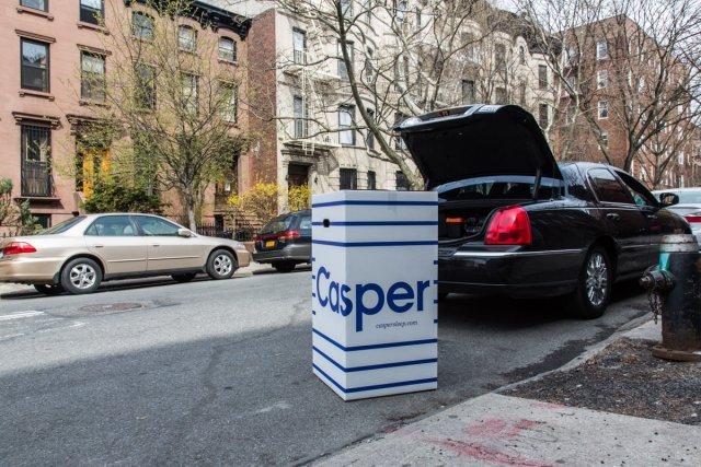 Casper 一张互联网思维的床垫