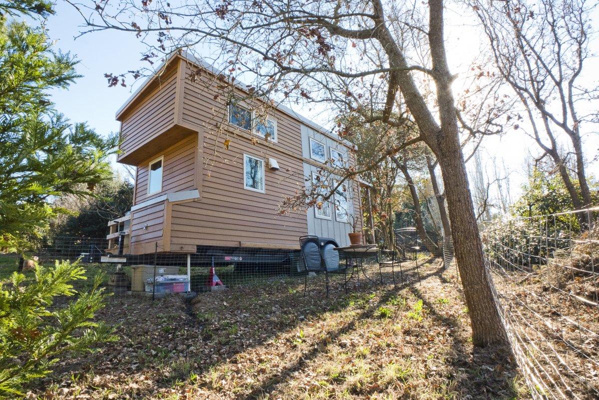 3万美元造一栋自由的微豪宅-极简人生的广阔天空