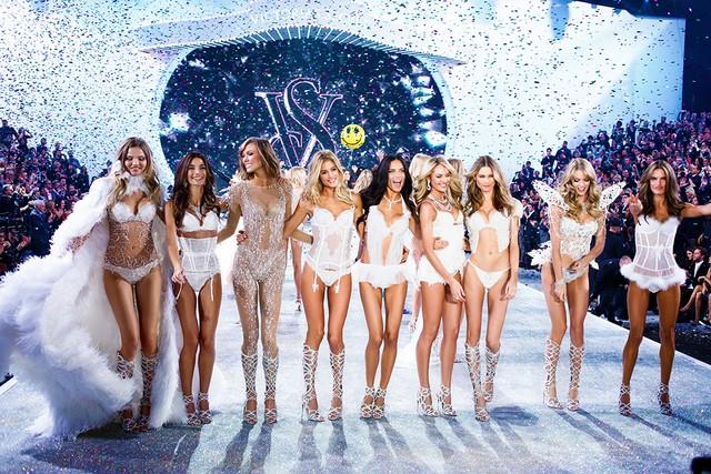 Victoria's Secret 史上第二次在海外办秀-为什么不是中国?