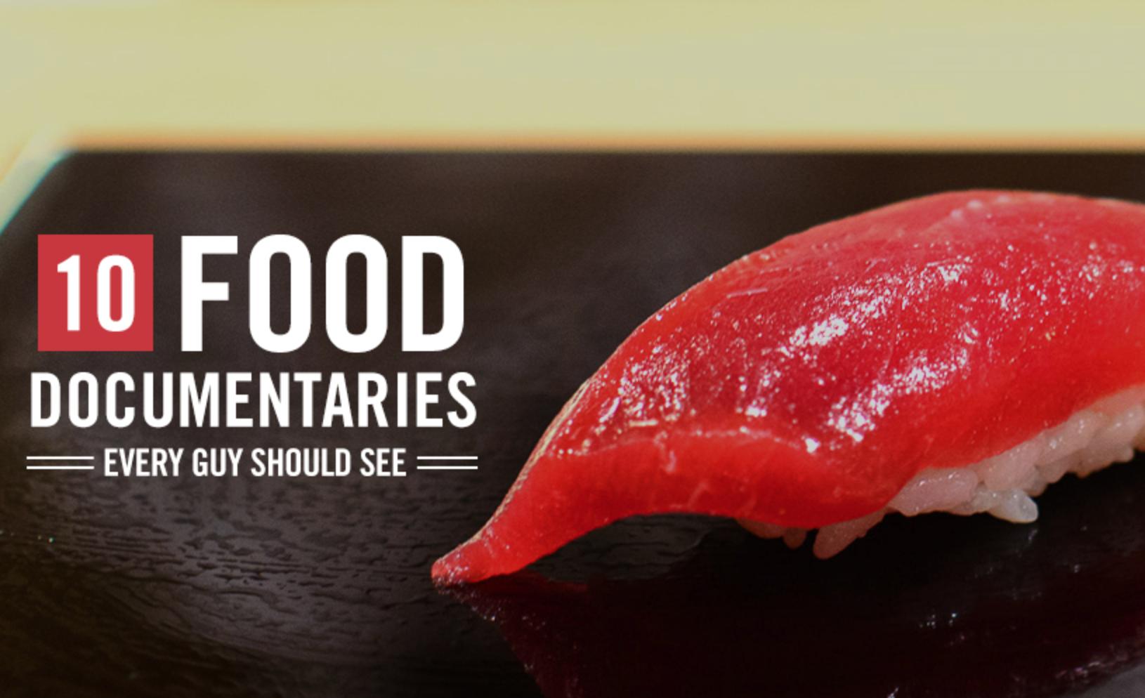 """光有""""舌尖""""还不够!全球10部最经典的美食纪录片"""
