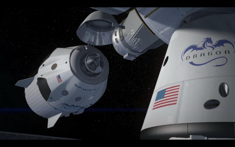 飞龙2号横空出世-Elon Musk 为SpaceX 首个载人飞船揭幕