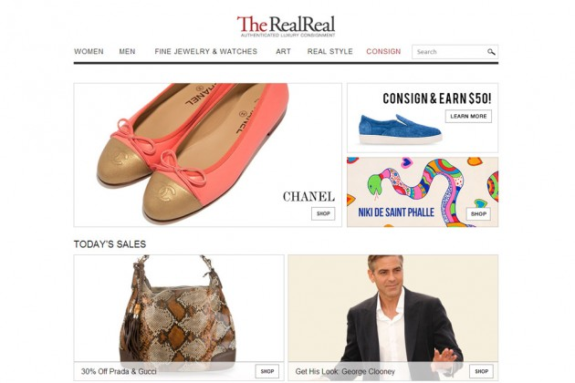 年过半百创业的二手奢侈品寄售网站 TheRealReal 再获2000万美元投资