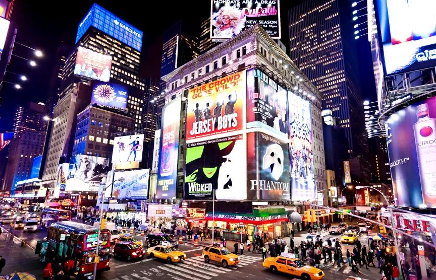 纽约百老汇2013/2014演出季收入大增至 12.7亿美元