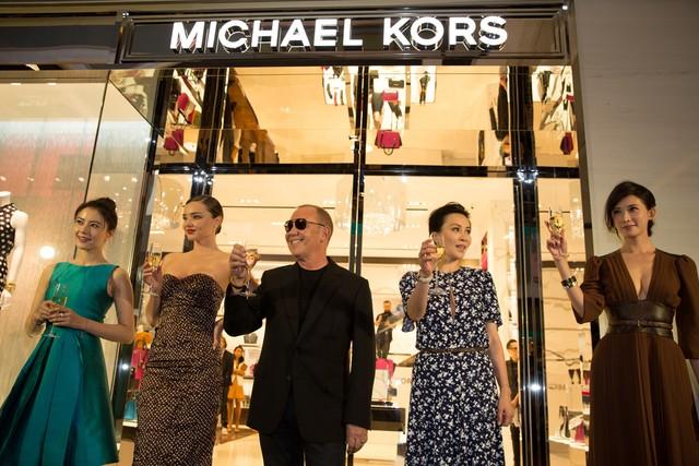 Michael Kors 最新季报 销售收入同比增长53.6%