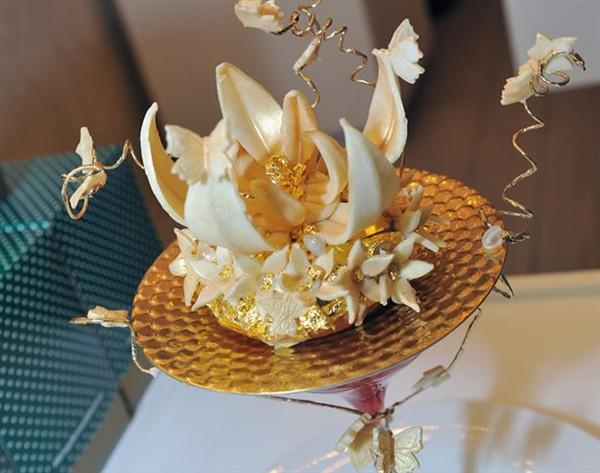 世界上最贵的甜甜圈-超级美!