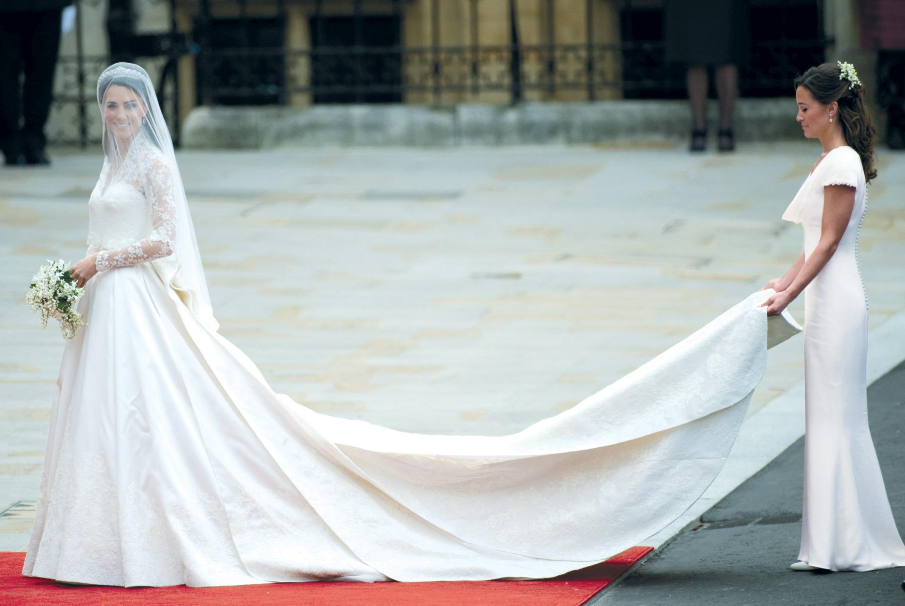 那些创造历史的经典婚纱