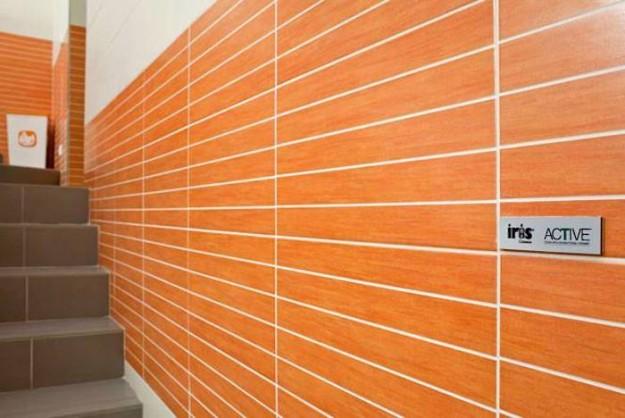 可净化空气又可自洁的神奇瓷砖