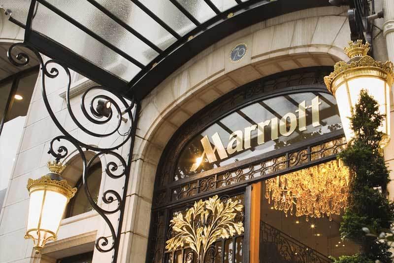 中资企业收购巴黎香榭丽舍万豪酒店