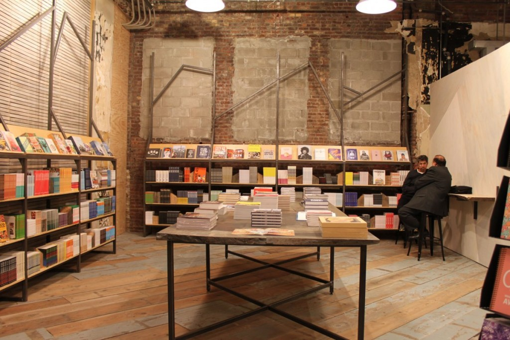 the-nearby-bookstore-features-mostly-cooking-and-lifestyle-titles-with-a-few-seats-for-reading