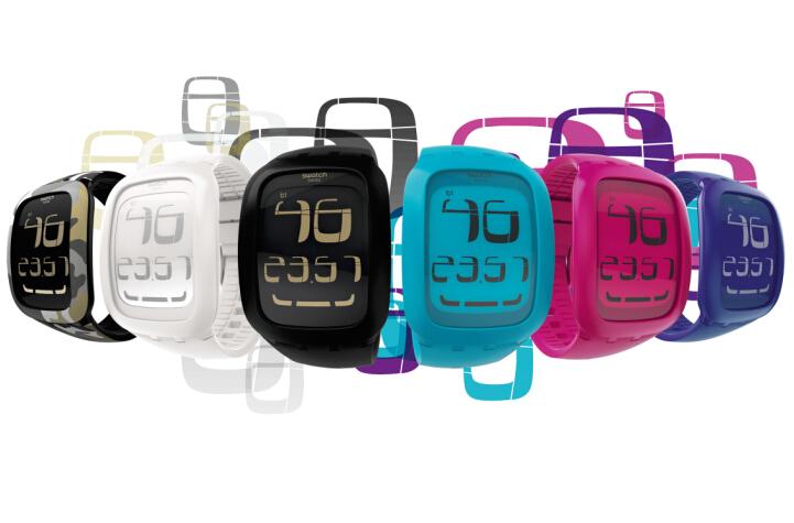 Swatch正式宣布加入智能腕表大战