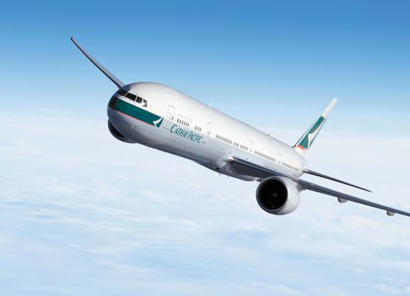 国泰航空荣获2014全球最佳