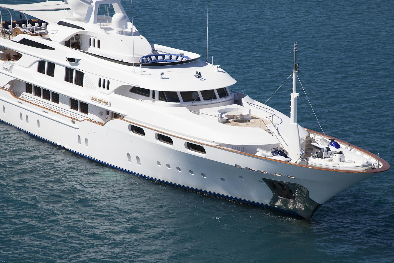 想租一艘超级游艇出海度假吗?老船员告诉你如何正确选择