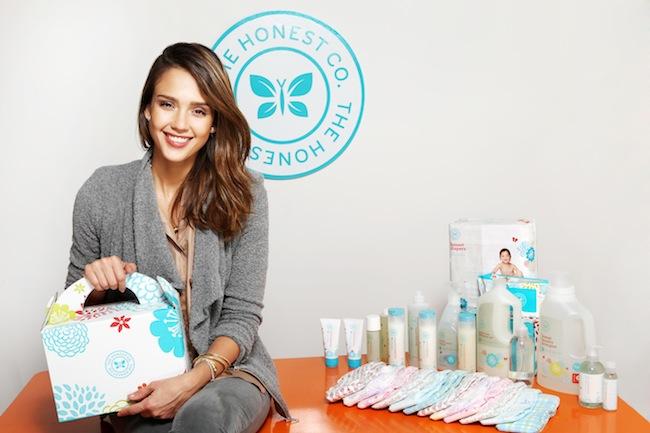 Jessica Alba的创业公司筹得7,000万美元融资,市值将近10亿美元